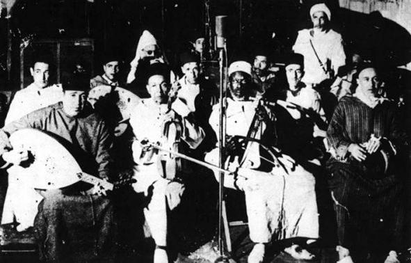 el baroudi orchestre national de salé 1940