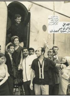 مسرح الصديقي متجها لتونس والجزائر